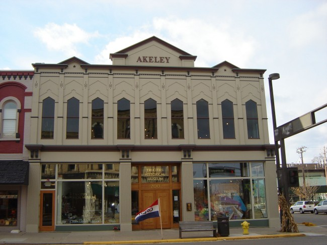Tri-Cities Historical Museum