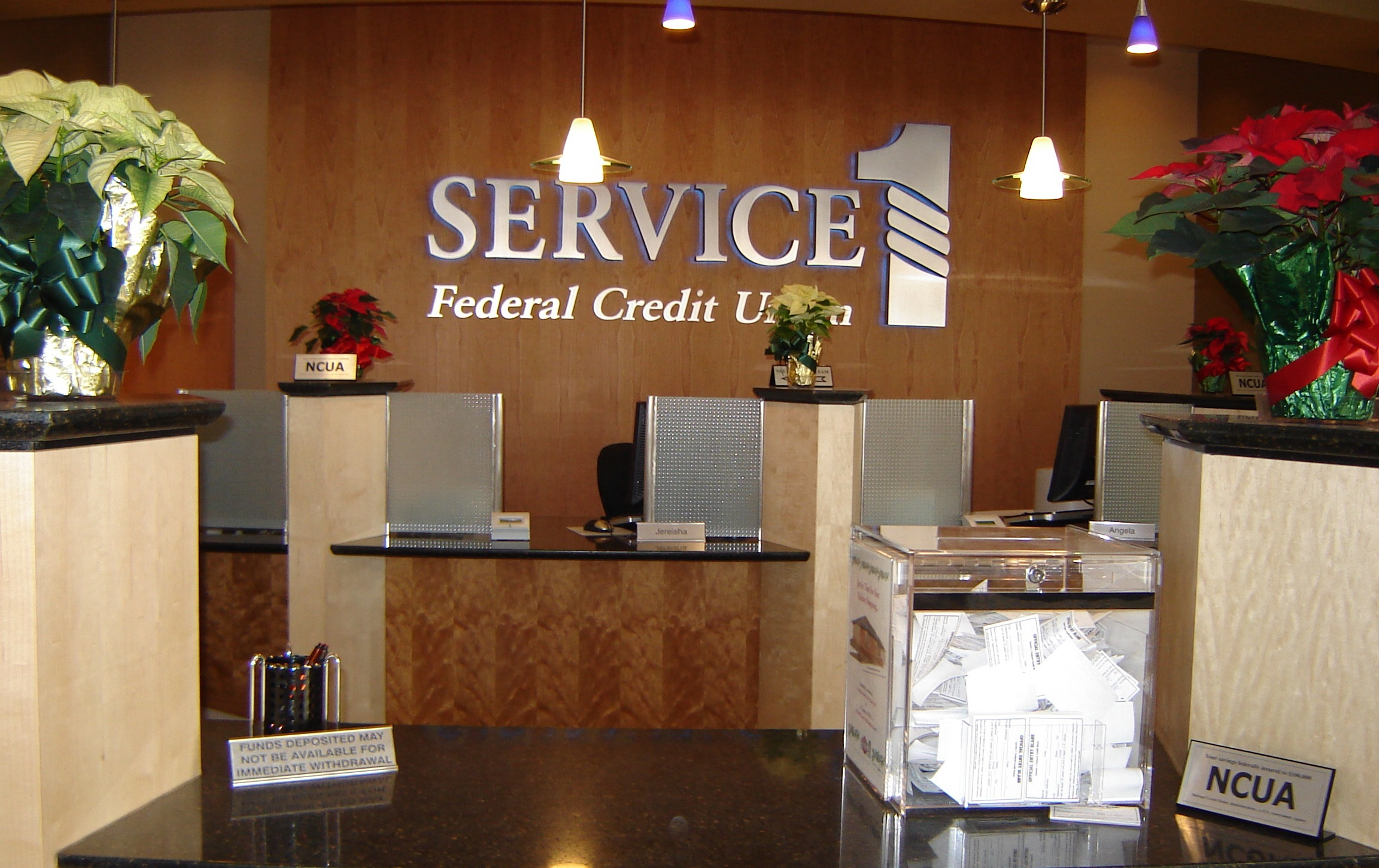 Service 1 Federal Credit Union